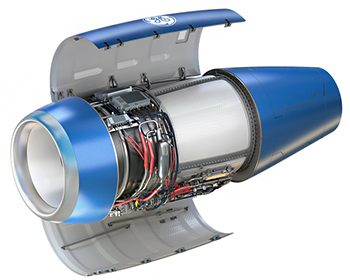 Nexcelle supplies the complete nacelle for GE Aviation's Passport integrated propulsion system.